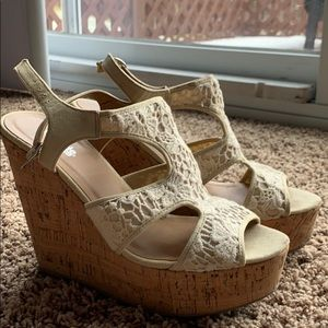 Charlotte Russe Wedge